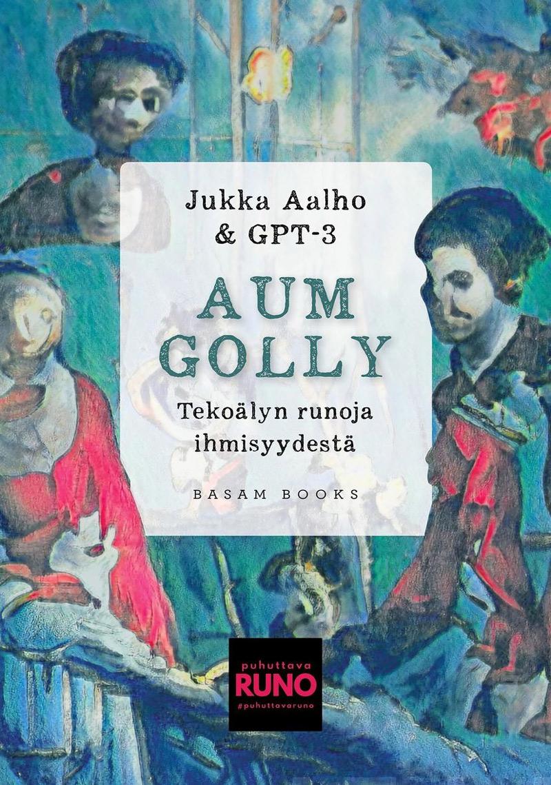 Aum Golly runoteoksen kansikuva nettikäyttöön