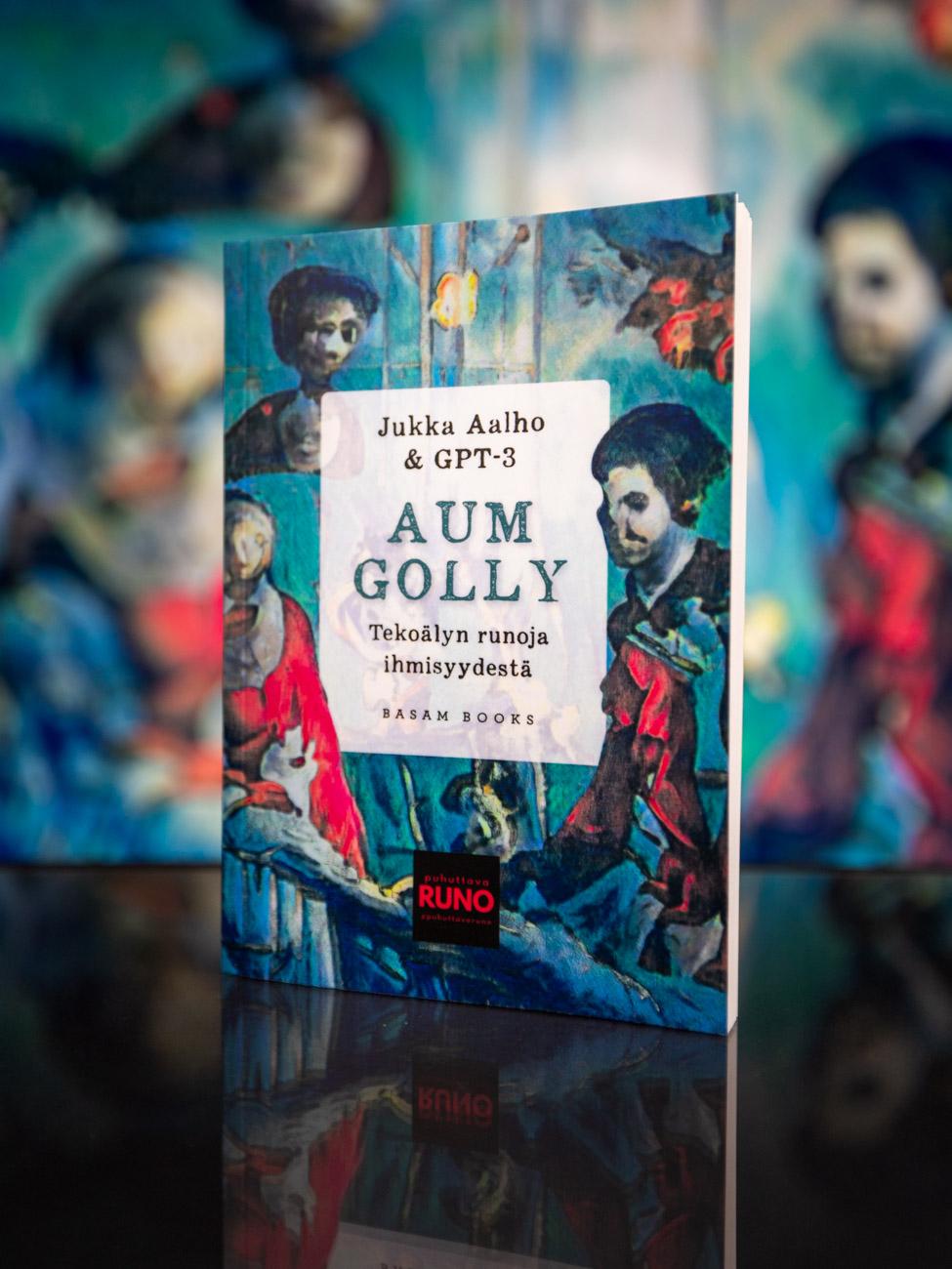 Aum Golly -tekoälyrunokirja
